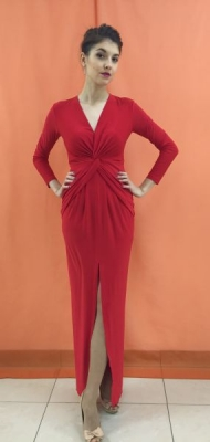 Платье С018.